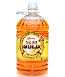 Picture of Ifad Solid Gold Rice Bran Oil